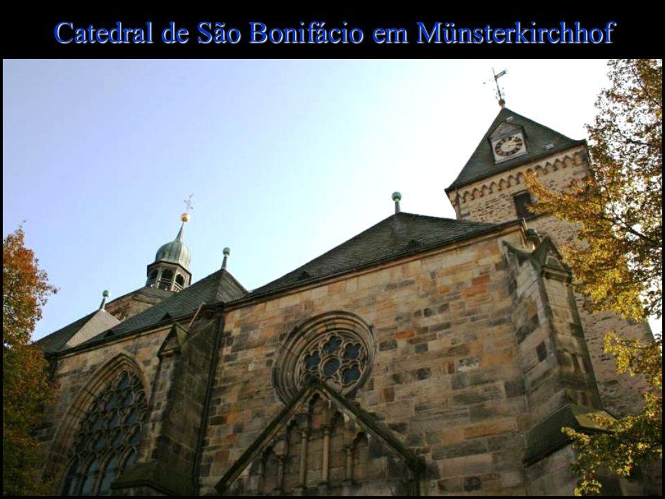Catedral de São Bonifácio em Münsterkirchhof