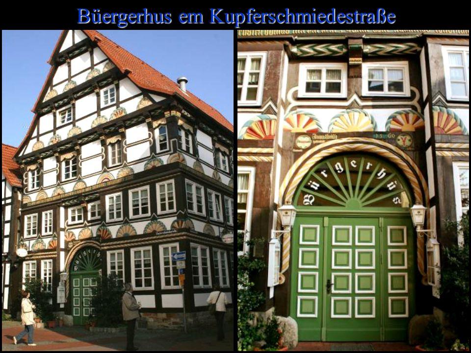Büergerhus em Kupferschmiedestraße