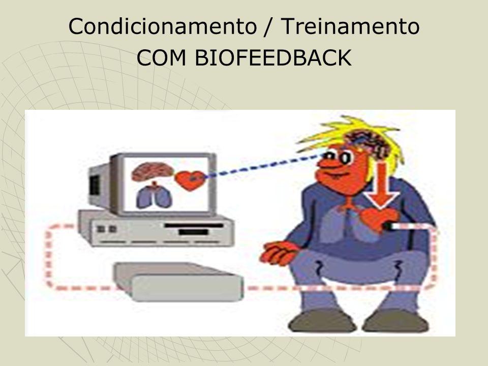 Condicionamento / Treinamento