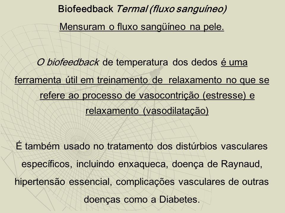 Biofeedback Termal (fluxo sanguíneo)