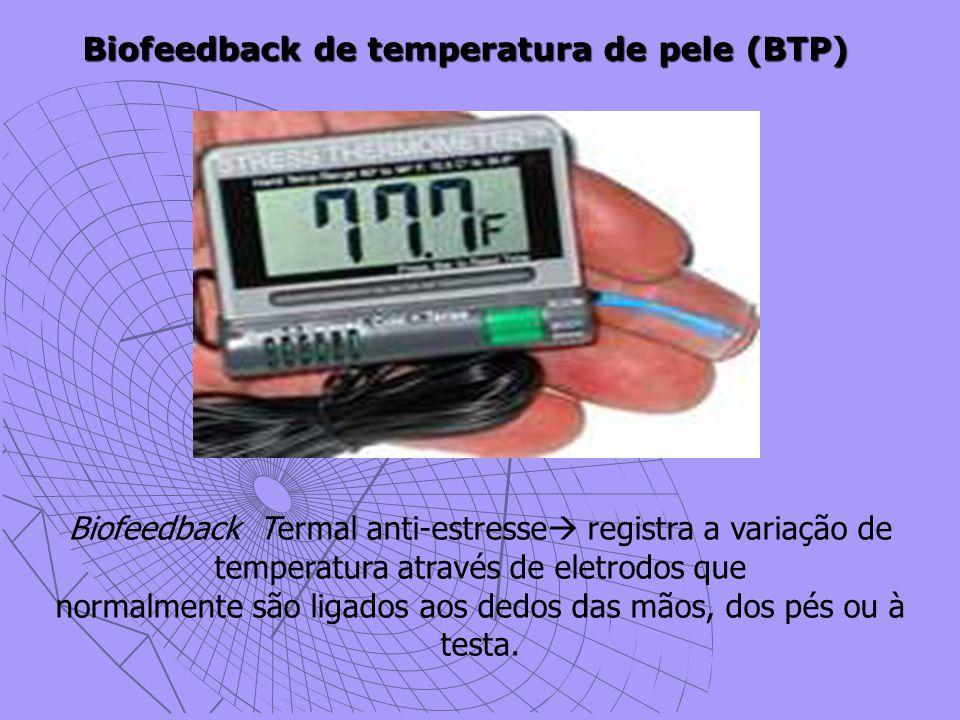 Biofeedback de temperatura de pele (BTP)