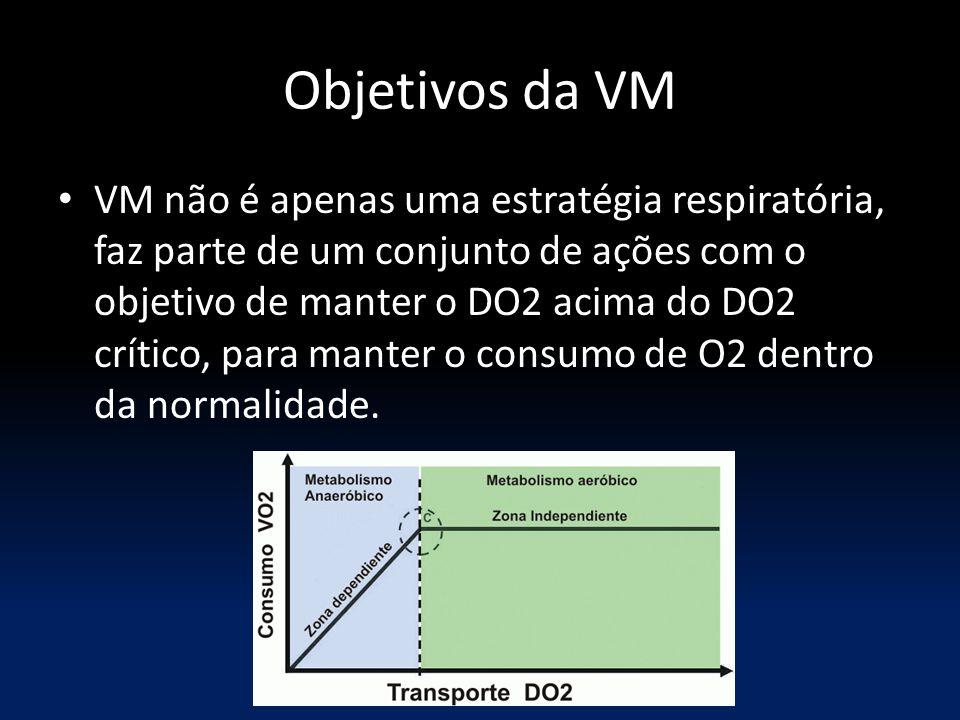 Objetivos da VM