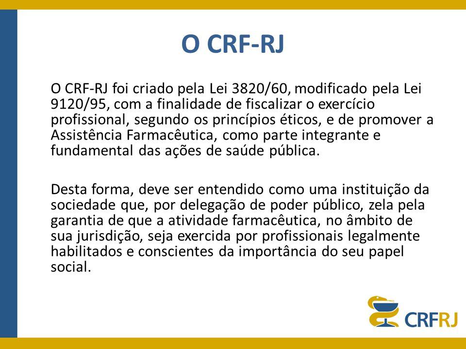 O CRF-RJ