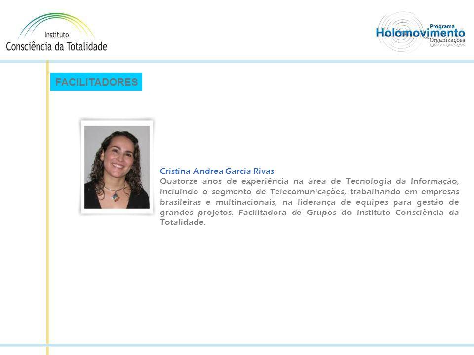 FACILITADORES Cristina Andrea Garcia Rivas