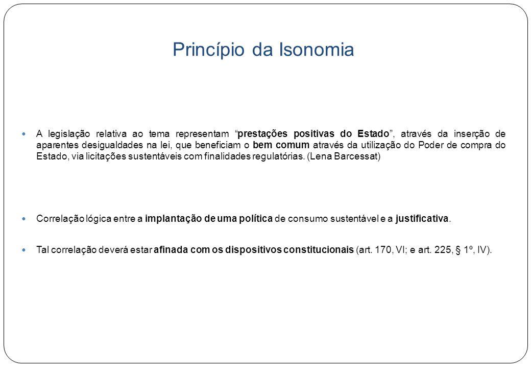 Princípio da Isonomia