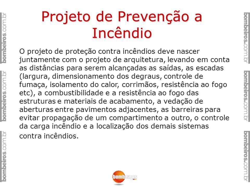 Projeto de Prevenção a Incêndio