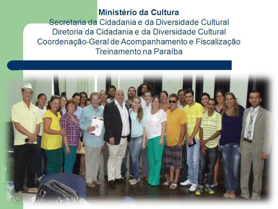 Treinamento na Paraíba