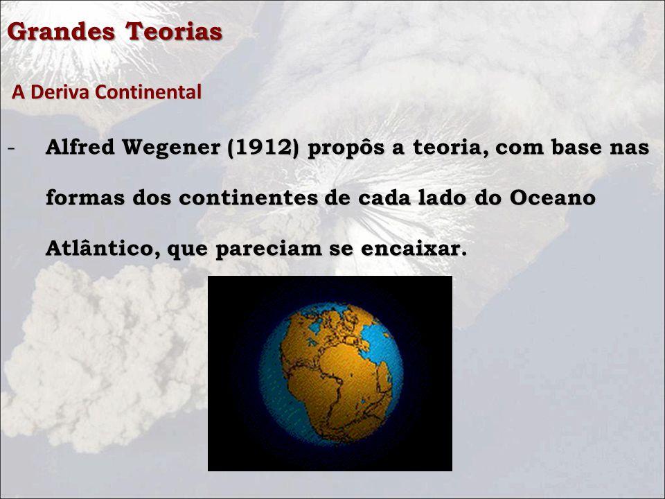 Grandes Teorias A Deriva Continental