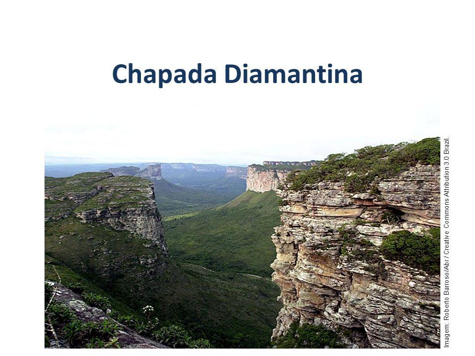 Chapada Diamantina GEOGRAFIA, 7º Ano