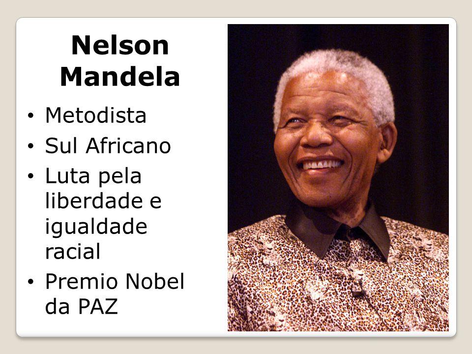 Nelson Mandela Metodista Sul Africano
