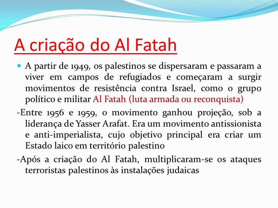 A criação do Al Fatah