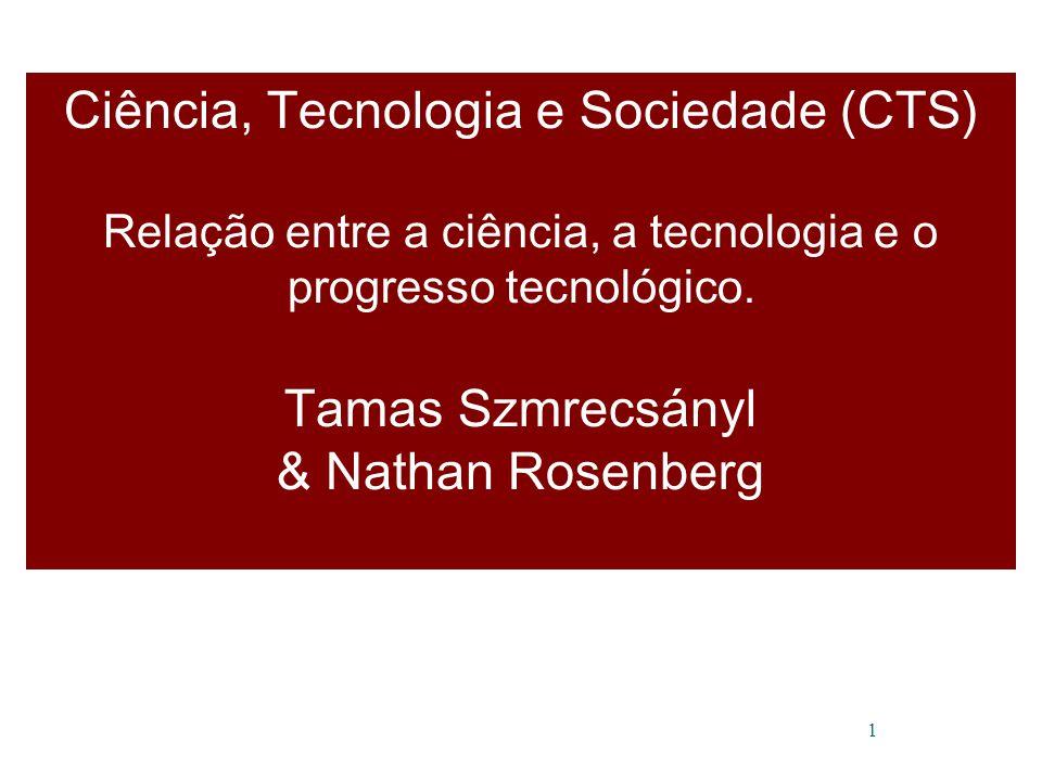 Ciência, Tecnologia e Sociedade (CTS)