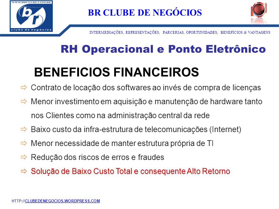 RH Operacional e Ponto Eletrônico