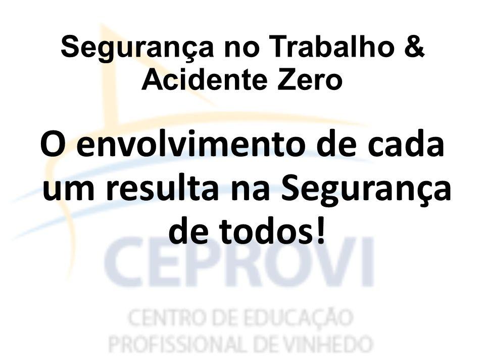 Segurança no Trabalho & Acidente Zero