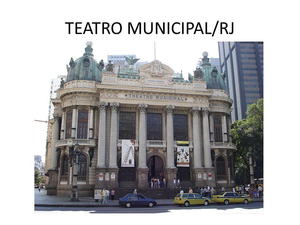 TEATRO MUNICIPAL/RJ
