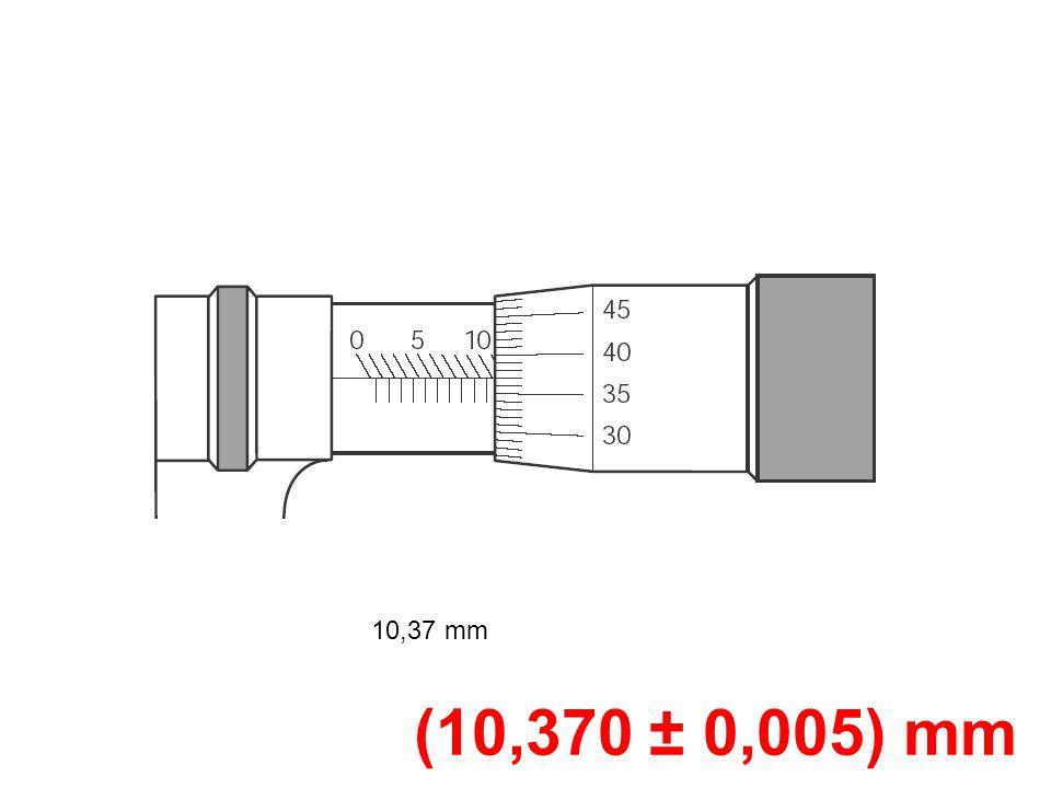 10,37 mm (10,370 ± 0,005) mm