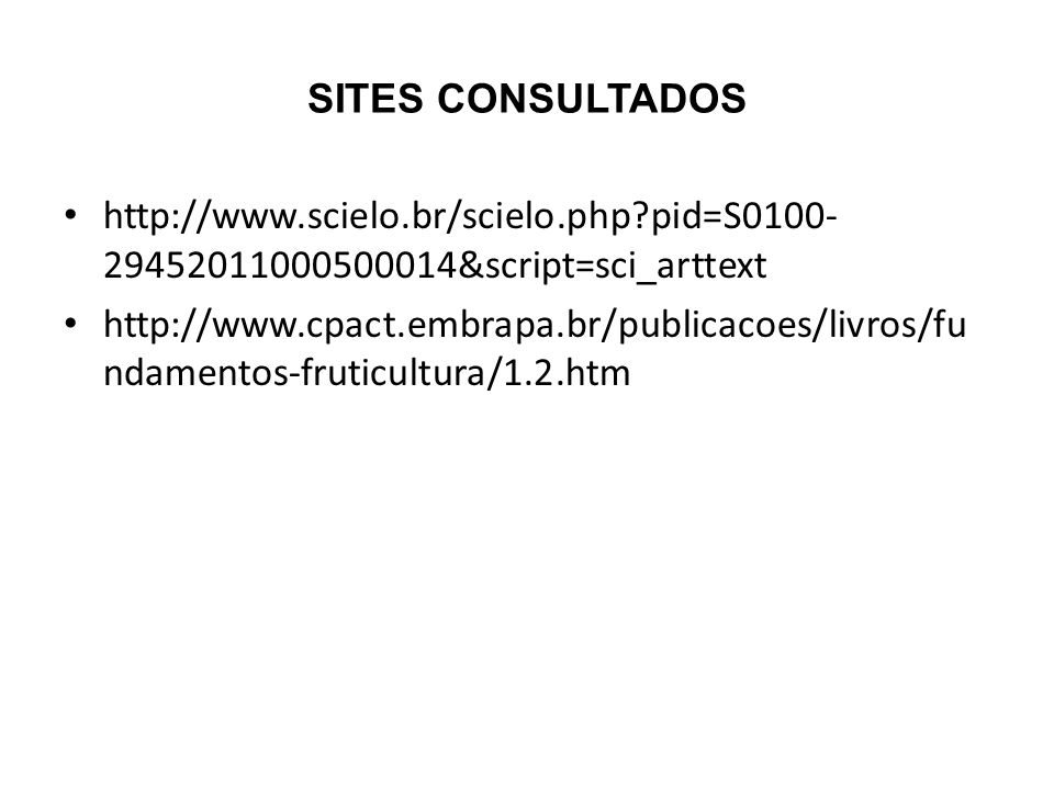 SITES CONSULTADOS http://www.scielo.br/scielo.php pid=S0100-29452011000500014&script=sci_arttext.