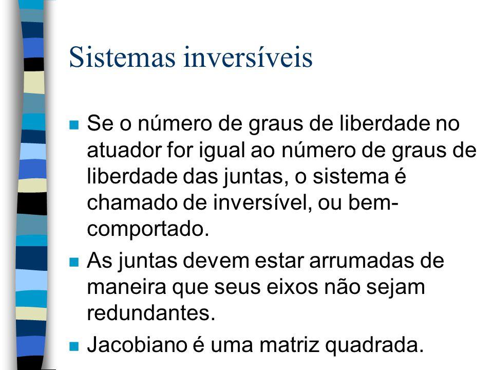 Sistemas inversíveis