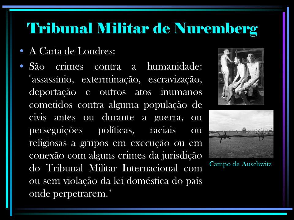 Tribunal Militar de Nuremberg