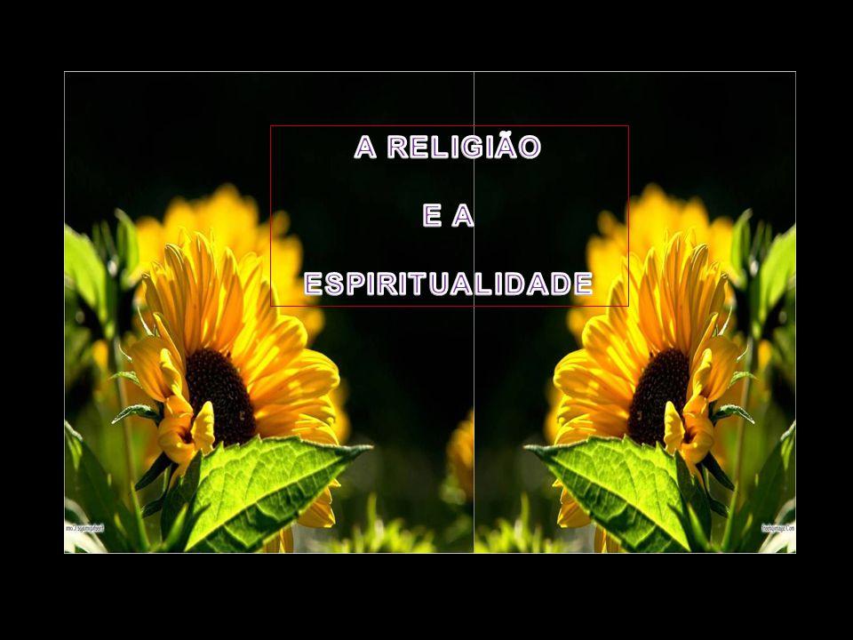 A RELIGIÃO E A ESPIRITUALIDADE