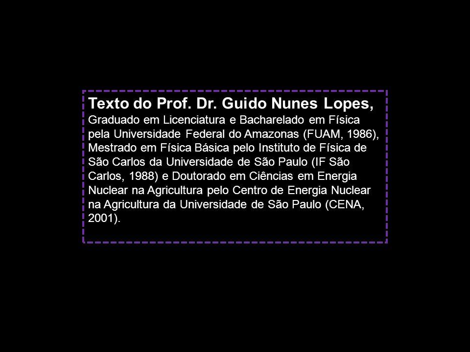 Texto do Prof. Dr.