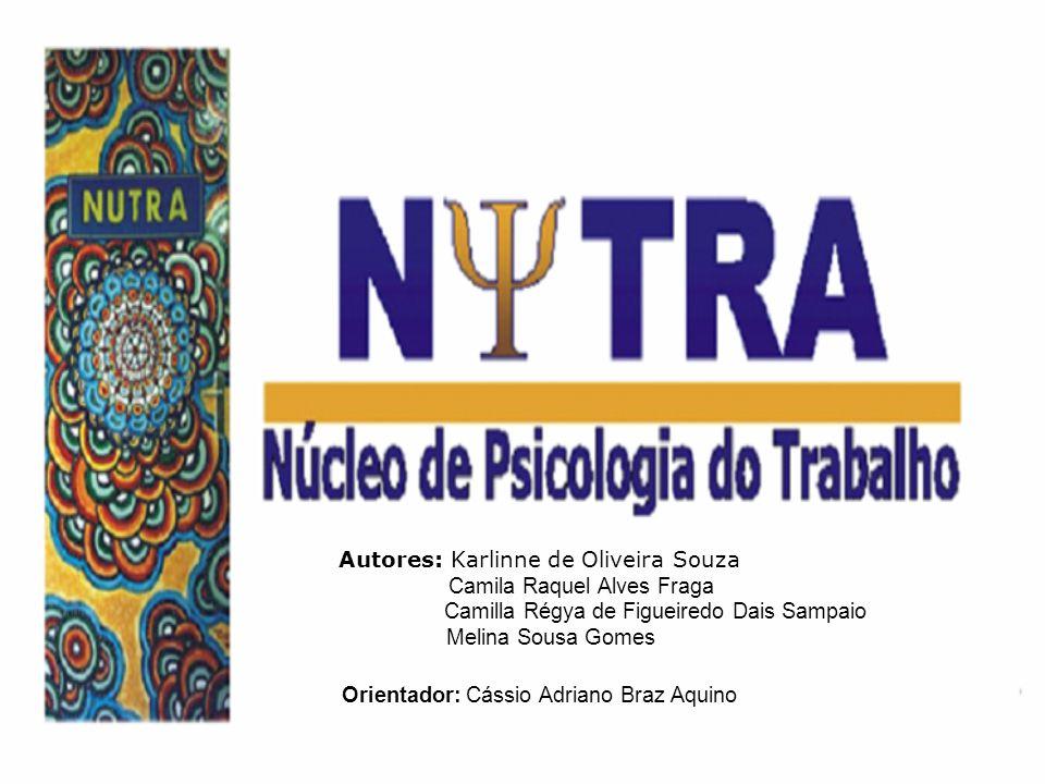 Orientador: Cássio Adriano Braz Aquino