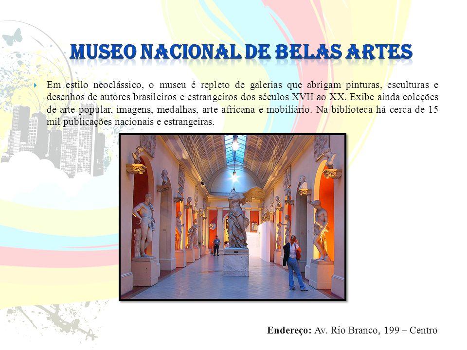 Museo Nacional de Belas Artes