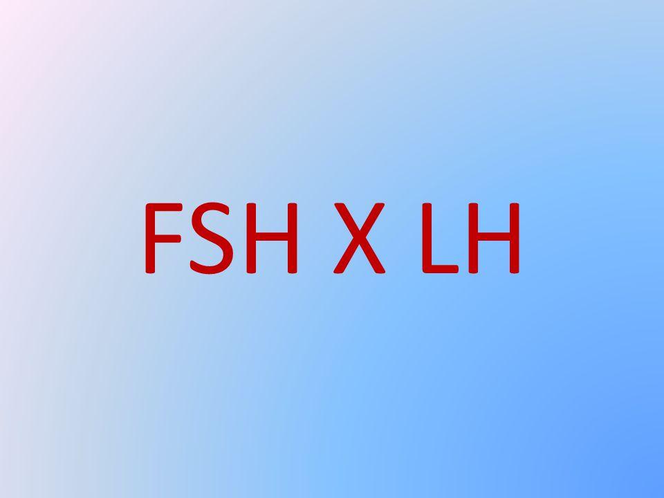 FSH X LH