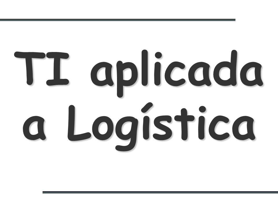 TI aplicada a Logística