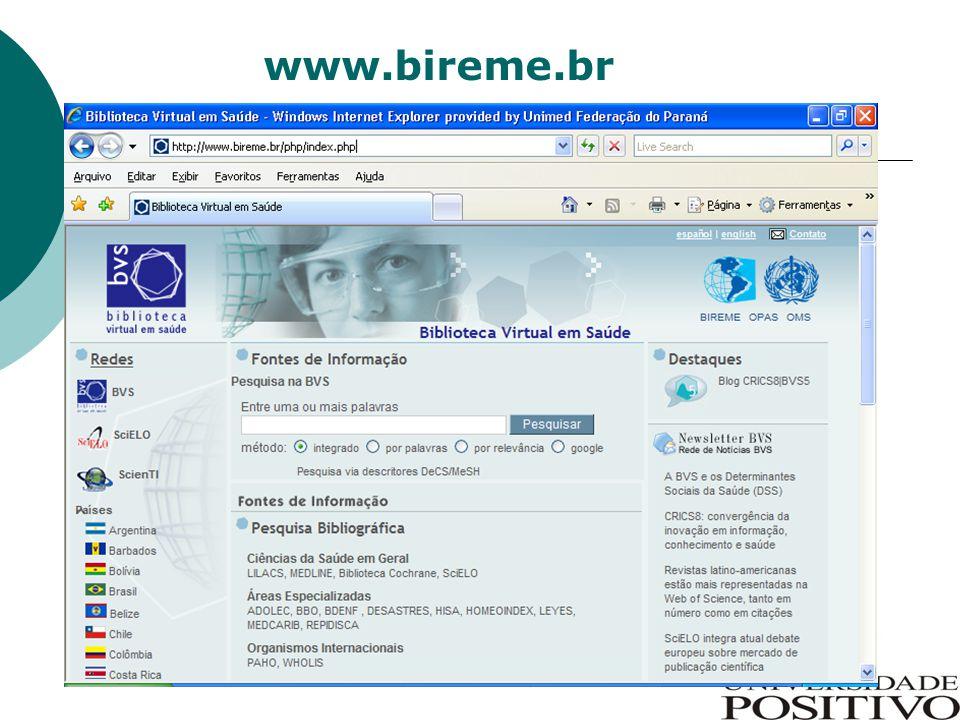 www.bireme.br