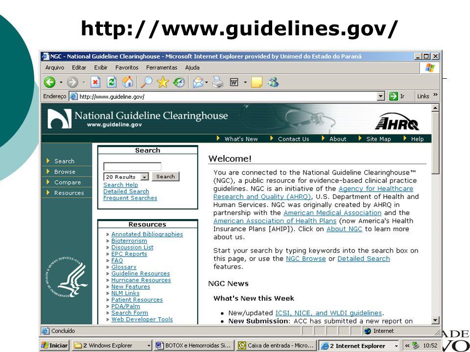 http://www.guidelines.gov/
