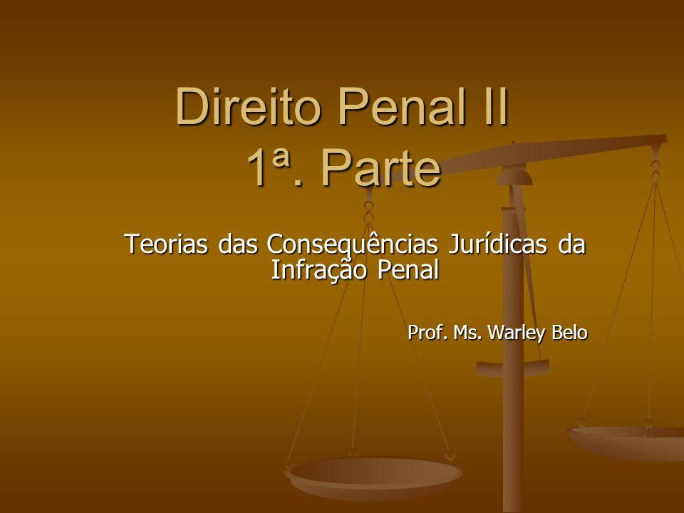 Direito Penal II 1ª. Parte