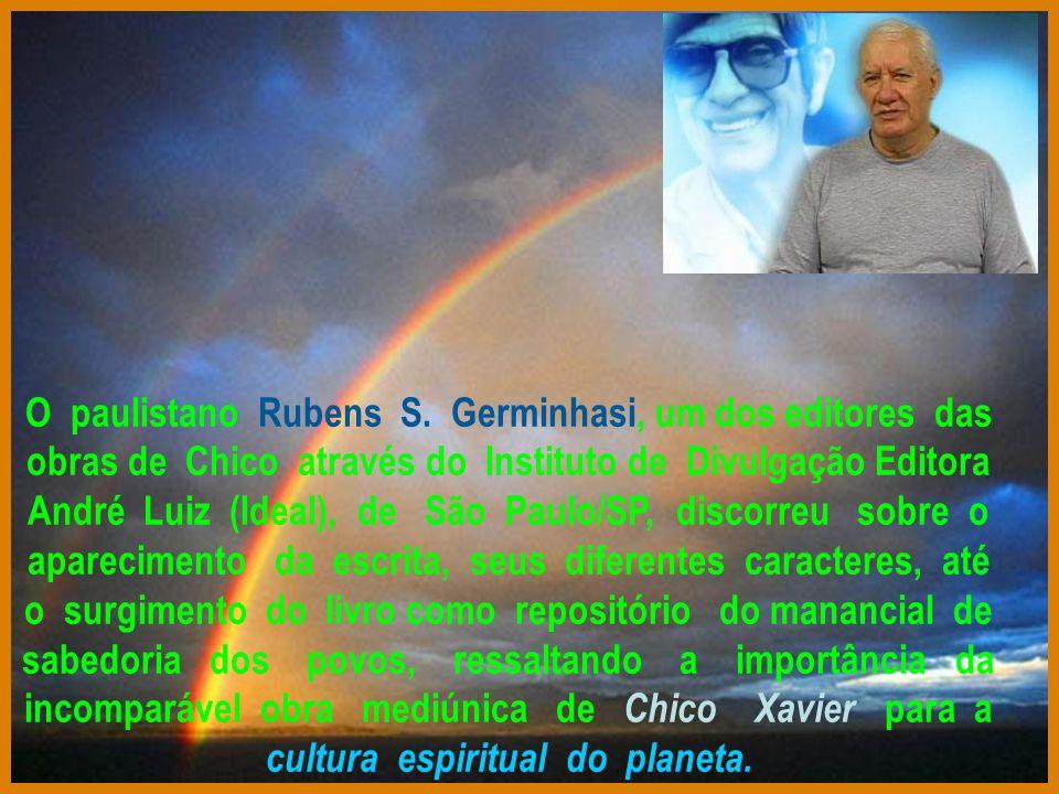O paulistano Rubens S.