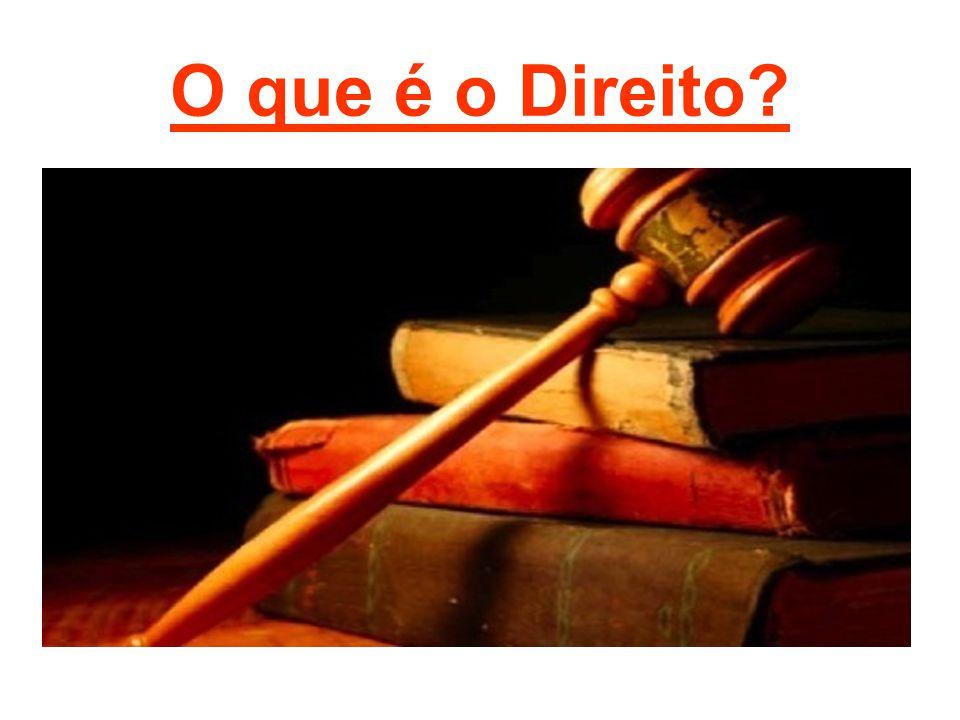 O que é o Direito