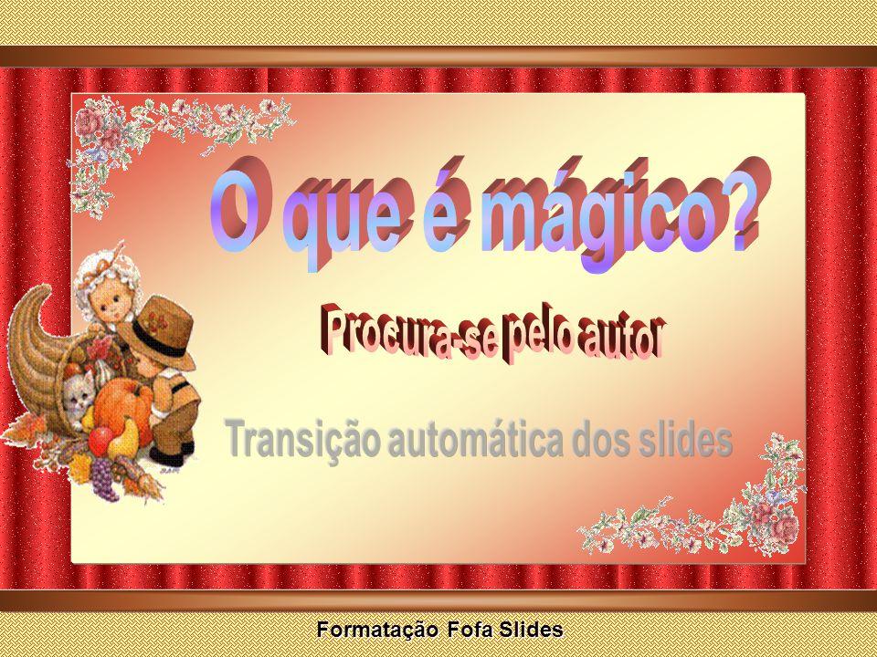 Transição automática dos slides