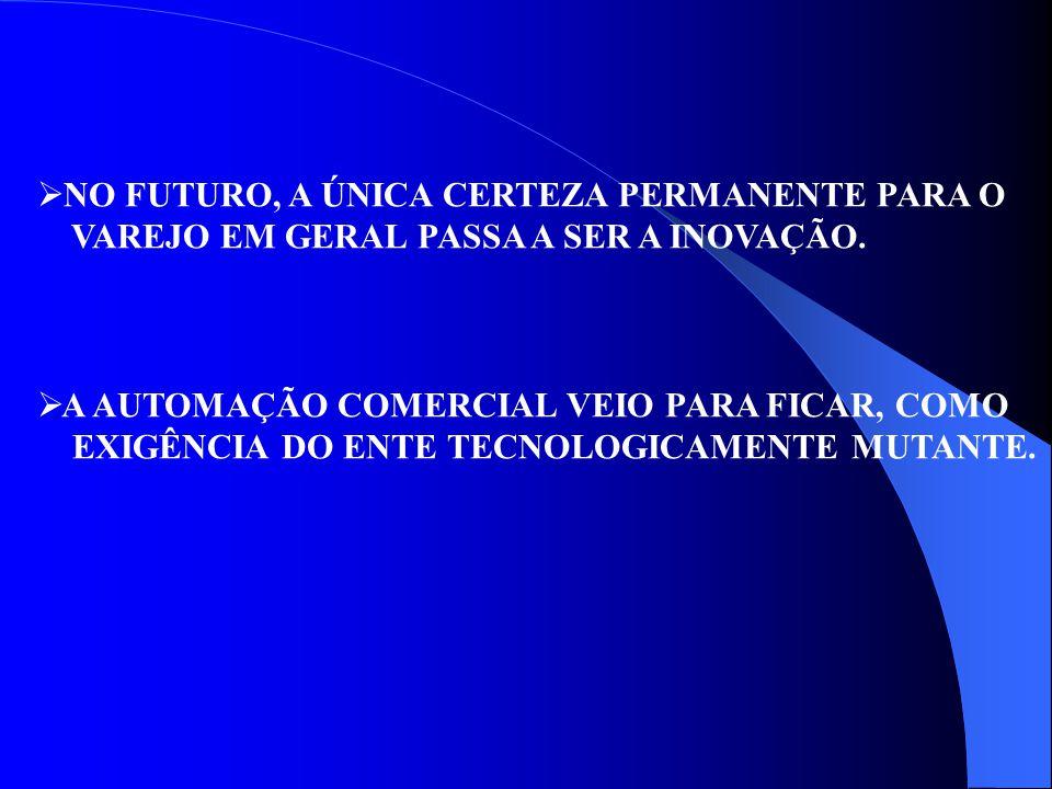 NO FUTURO, A ÚNICA CERTEZA PERMANENTE PARA O