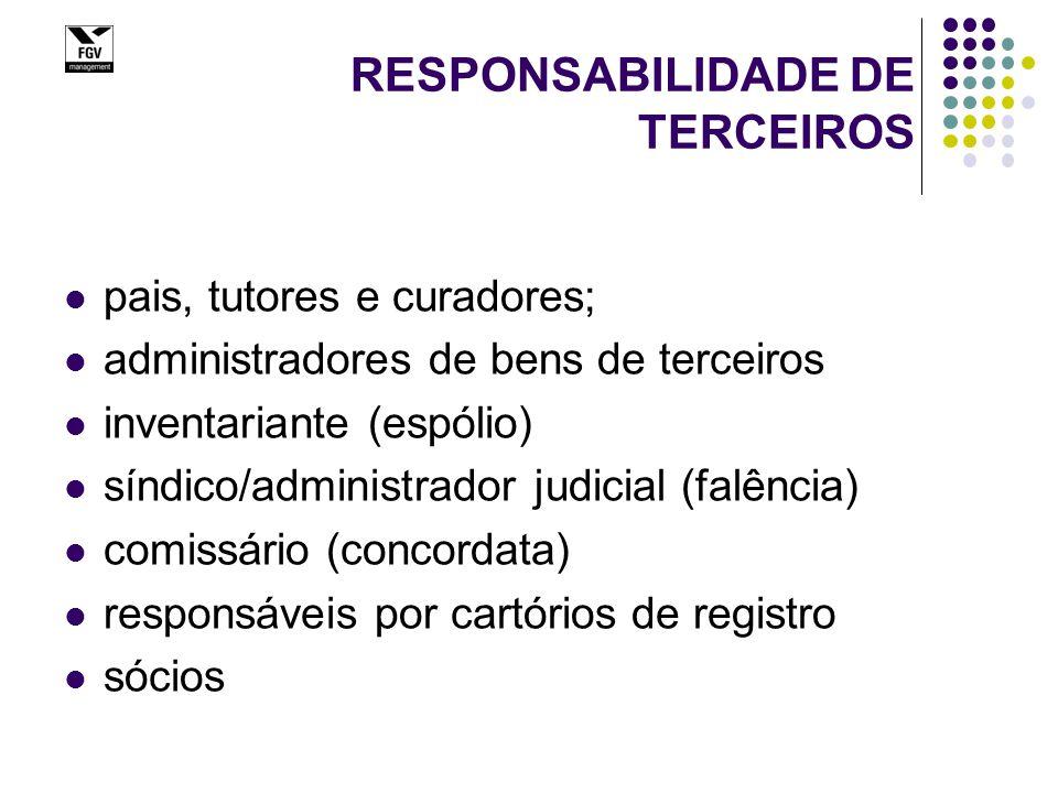 representantes da pessoa jurídica sócios