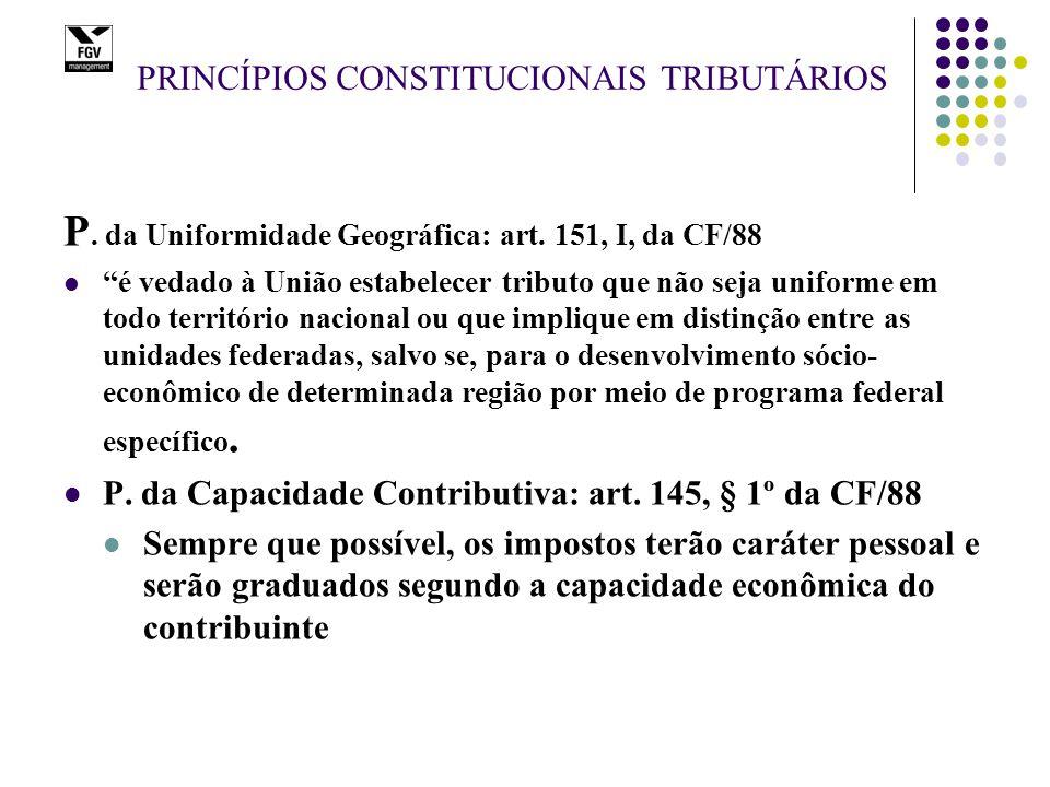 Competência Tributária: