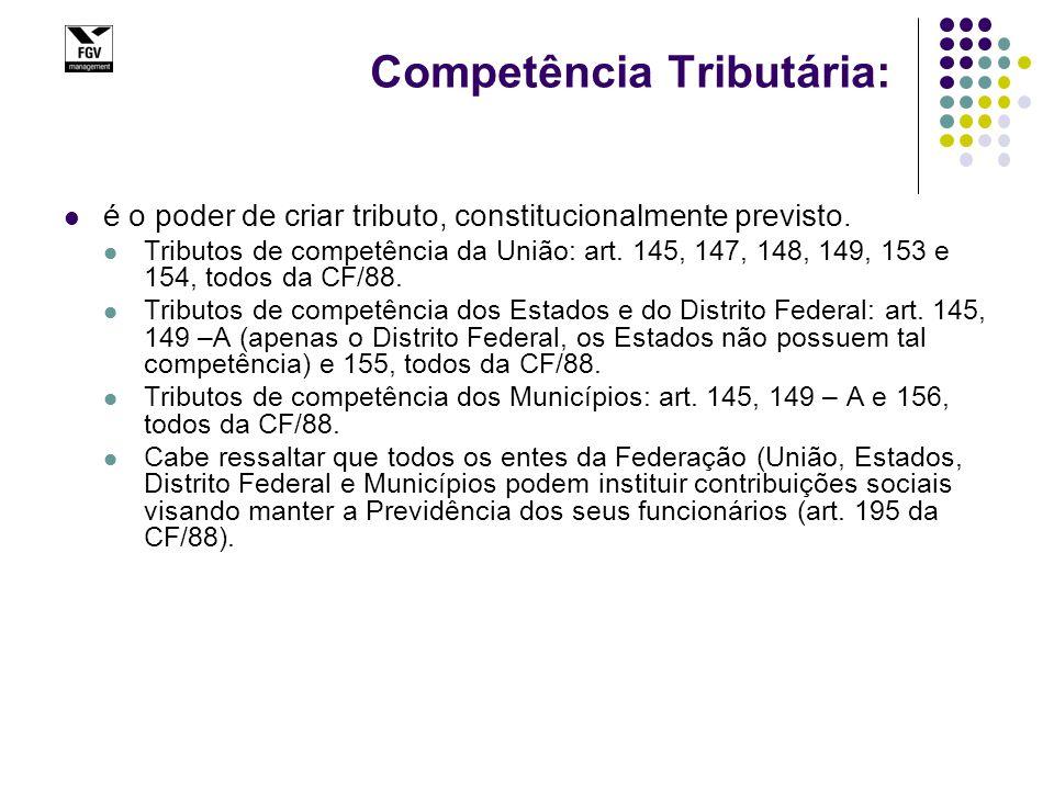Hipótese de Incidência Tributária (H.I.T.) e Fato Gerador (F.G.)