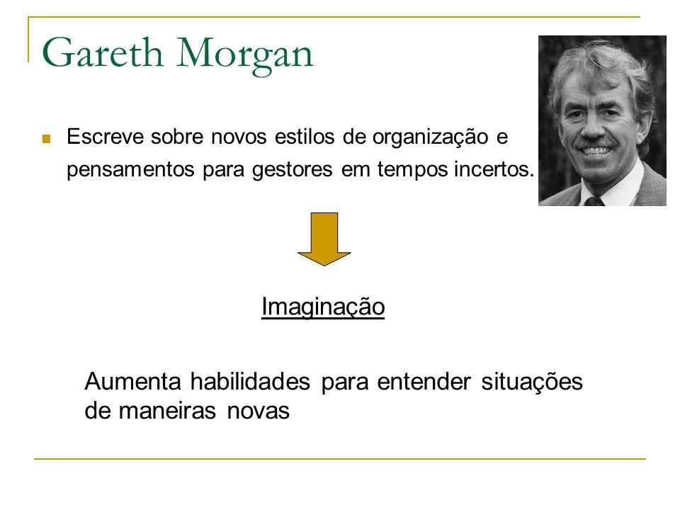Gareth Morgan Imaginação