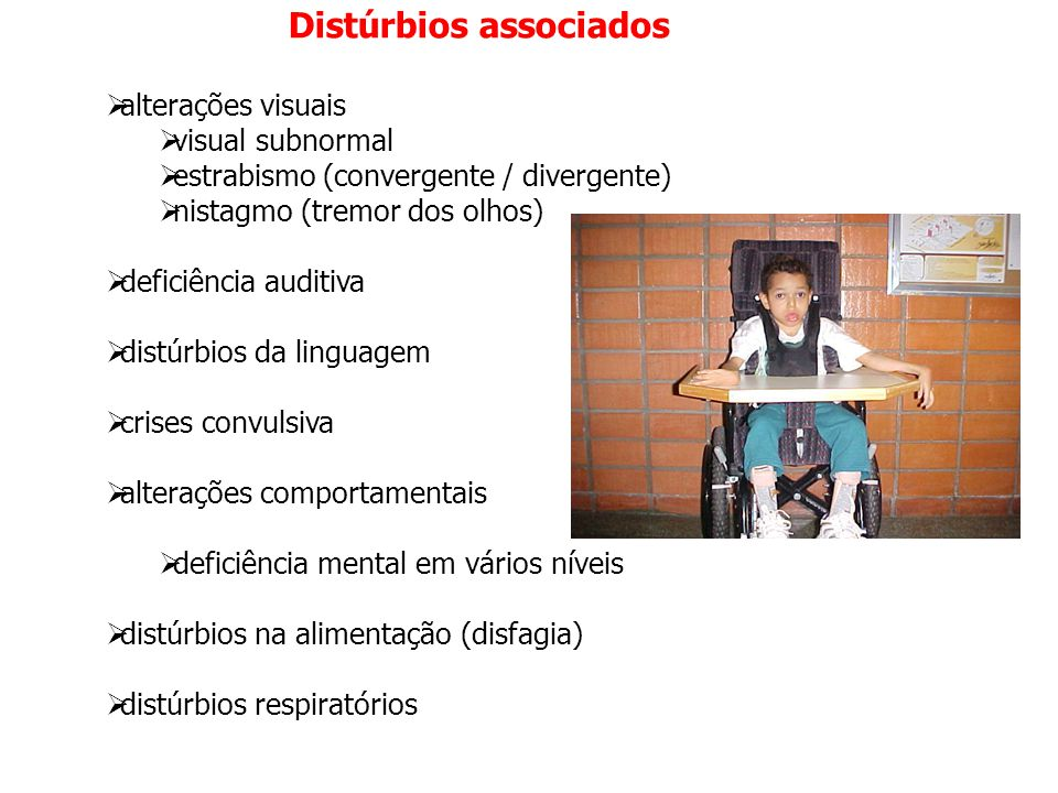 Distúrbios associados