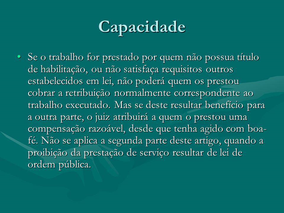 Capacidade