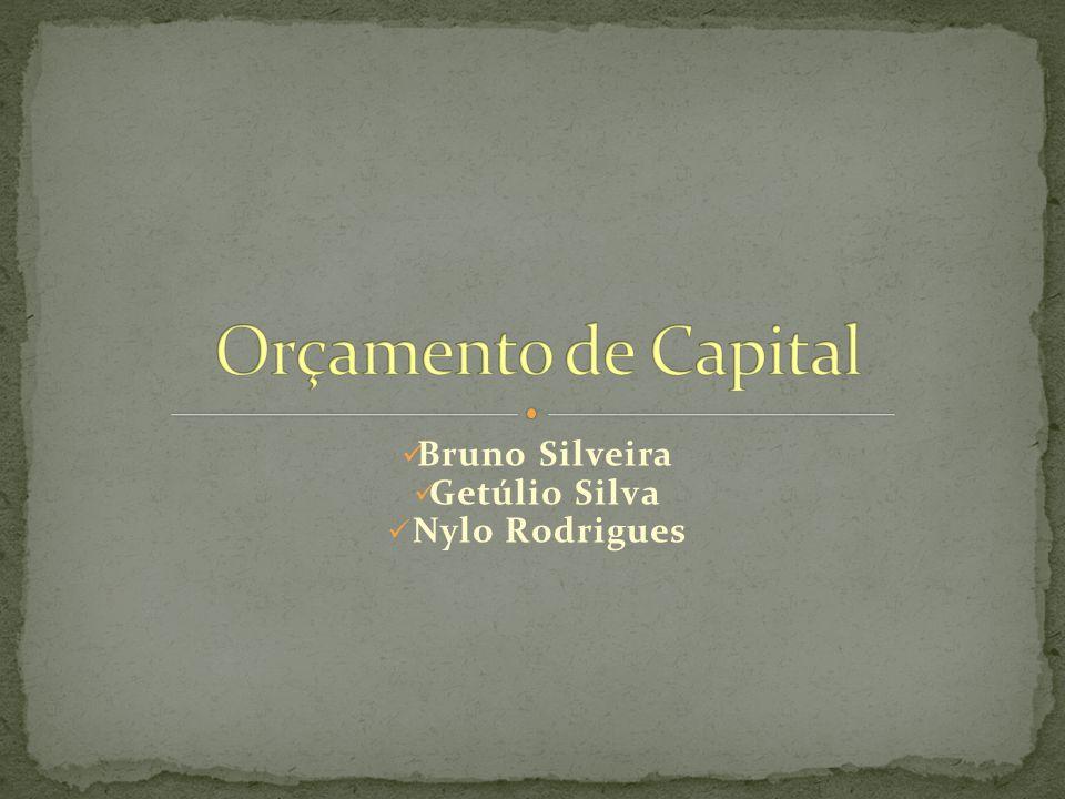 Bruno Silveira Getúlio Silva Nylo Rodrigues