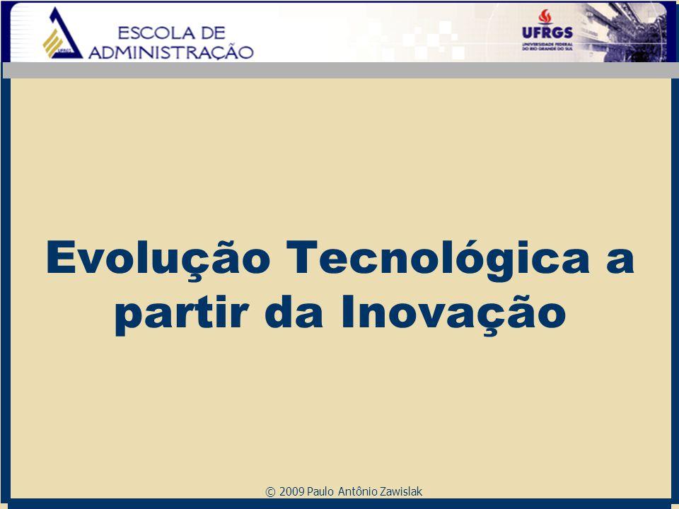 Evolução Tecnológica a partir da Inovação