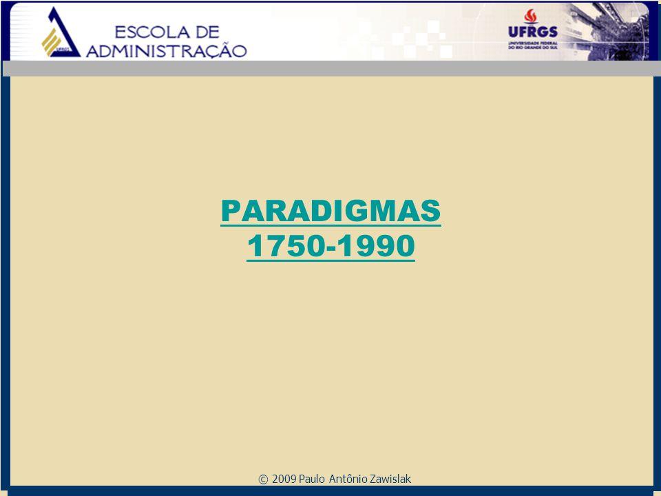 PARADIGMAS 1750-1990