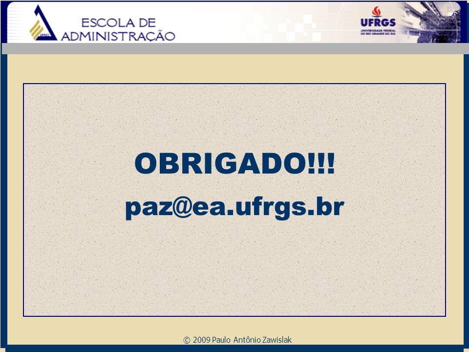 OBRIGADO!!! paz@ea.ufrgs.br