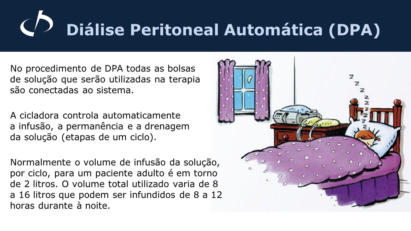 Diálise Peritoneal Automática (DPA)