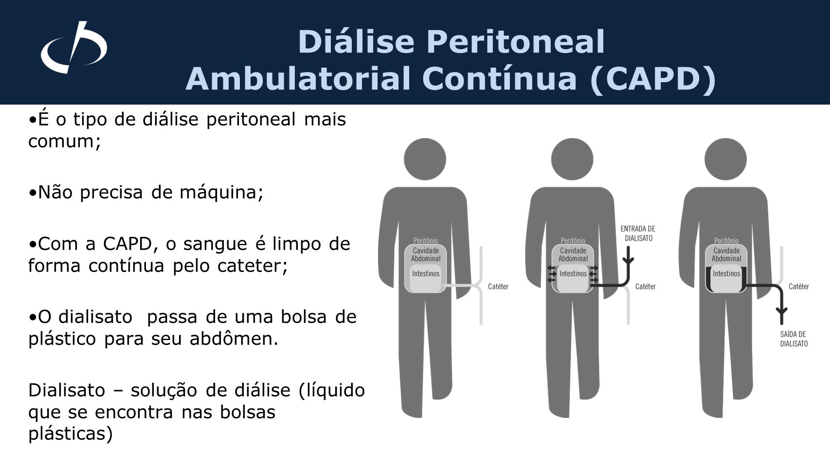 Diálise Peritoneal Ambulatorial Contínua (CAPD)