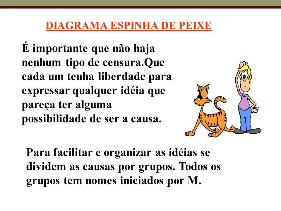 DIAGRAMA ESPINHA DE PEIXE