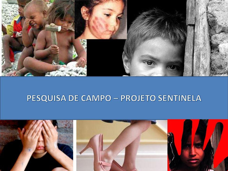 PESQUISA DE CAMPO – PROJETO SENTINELA